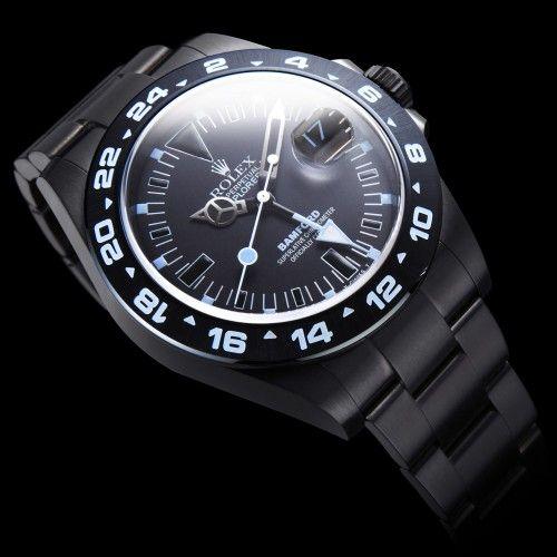 Rolex Explorer II 'Heritage' Bamford Aqua Blue Dial