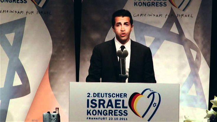 2. Deutscher Israelkongress - Mosab Hassan Yousef