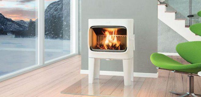 Noorse houtkachel van Jøtul: gloednieuwe innovatie