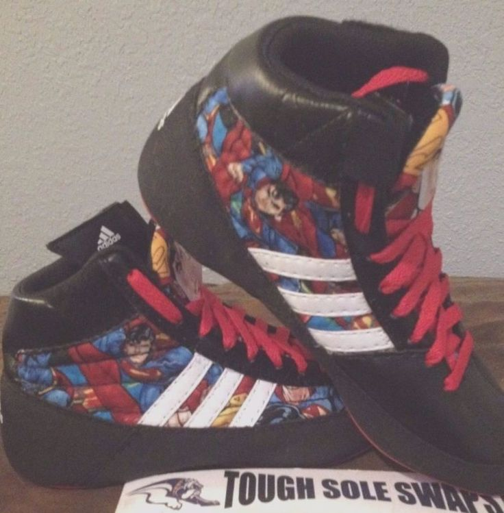 Adidas Youth Wrestling Shoes - Size 5 - 10/10 condition new in box - http://sports.goshoppins.com/team-sports-equipment/adidas-youth-wrestling-shoes-size-5-1010-condition-new-in-box/