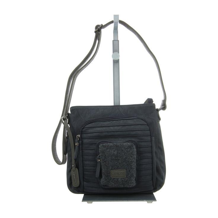 NEU: Rieker Handtaschen H1407-14 - blau -