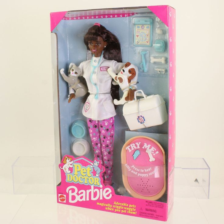 Pet Doctor Barbie