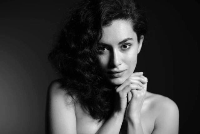 Hande Dogandemir photo & retouch: Hakan Yüksel