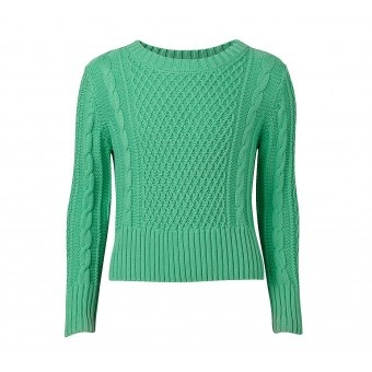 Cable Sweater - Just In - 8fourteen - Witchery