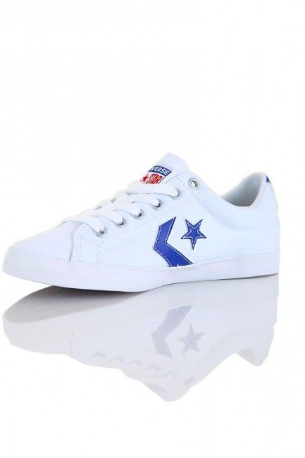 CONVERSE Pantofi sport Femei Converse alb CON99284029F1 - http://outlet-mall.net/outlet/outlet-incaltaminte-femei/converse-pantofi-sport-femei-converse-alb-con99284029f1/