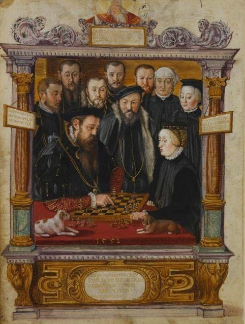 Digitale Bibliothek - Münchener Digitalisierungszentrum Jewel Book of the Duchess Anna of Bavaria