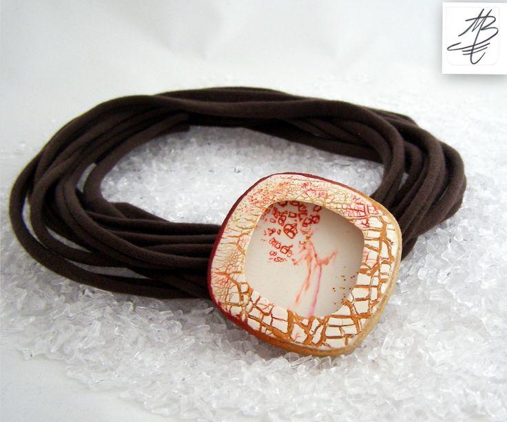 polymer jewelry by Martina Buriánová