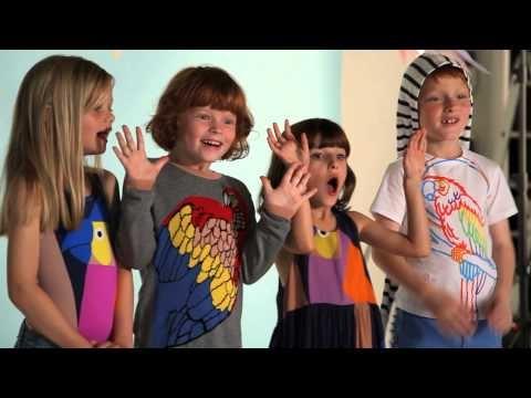 @Stella McCartney Kids Backstage #kids #fashion #videos