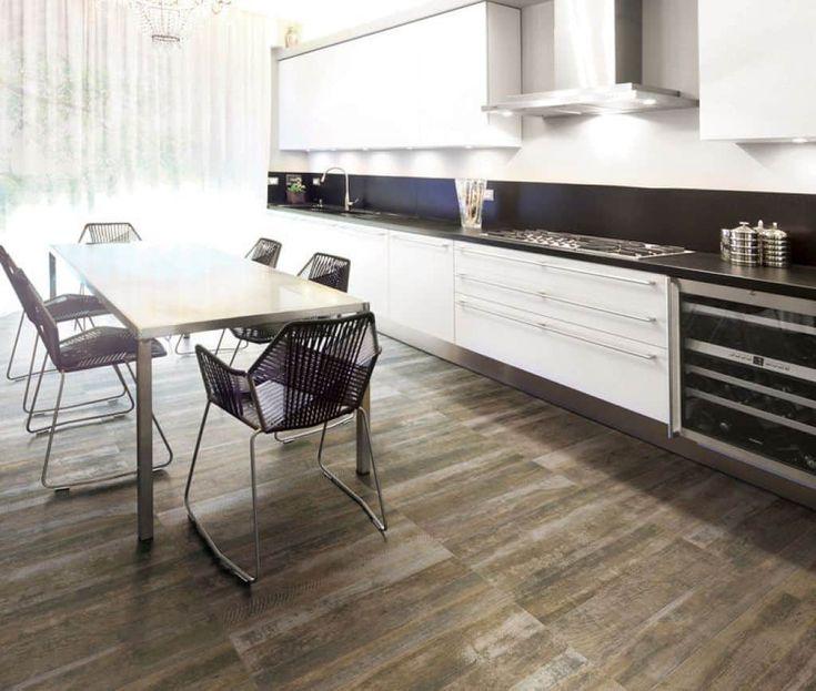 39 best the look stone look images on Pinterest Flooring - bodenbelag küche vinyl