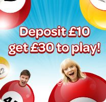 The Sun Sure Is Out At Sun Bingo! Join today and make a deposit of £10 and get £30 to Play and a Free £10 Love2shop voucher, this offer is limited so be quick There is a daily £2,500 giveaway promotion right now Guaranteed £100 prizes in the all new 100 club, So Join This TO Brand new Roulette Splendide has just been added so its 10% cashback at weekends if you do lose, Cool game though Find under the promotion tab yet again  http://www.initto-winit.com/bingo/sun-bingo/