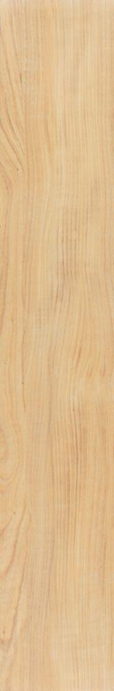 PLANCHER PARTOUT - Planches de revêtement de sol en vinyle 6 po x 36 po — Pin d'été ( 24Pi. carré par caisse)