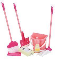 Housekeeping Kid Toys Deluxe Set - Pink