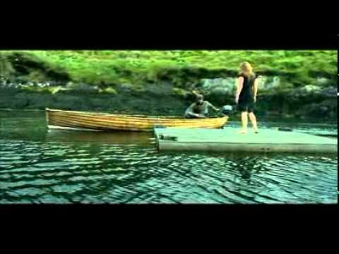 "Sigur Ros - All Alright. Ethereal music! A perfect match to the movie ""Ondine""."