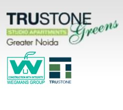 Trustone Greens Greater Noida offers luxirious studio and 2bhk flats at reasonable price. They present incredible infrastructure of apartments with a lot of pleasing facilities.