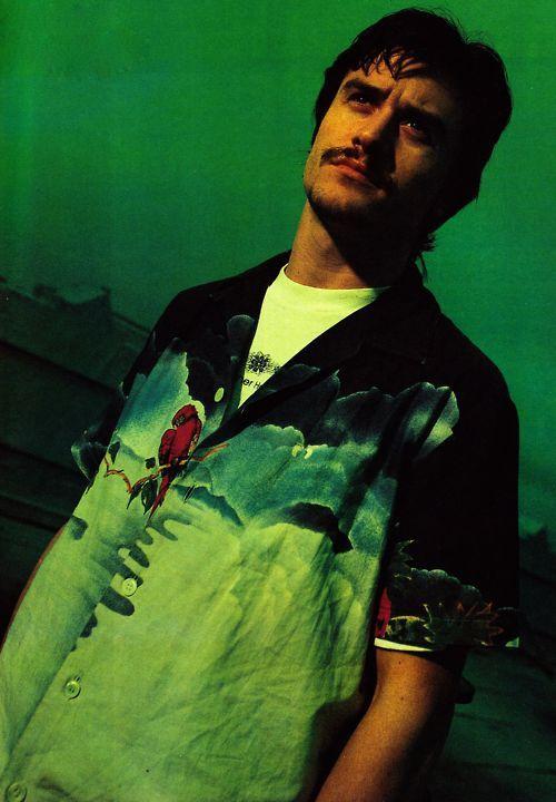 Mike Patton, Faith No More 1995