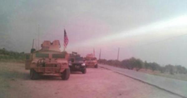 Erdoğan 'yeni hedefimiz' demişti… ABD ordusu kentin çevresine zırhlı araçlar yerleştirdi