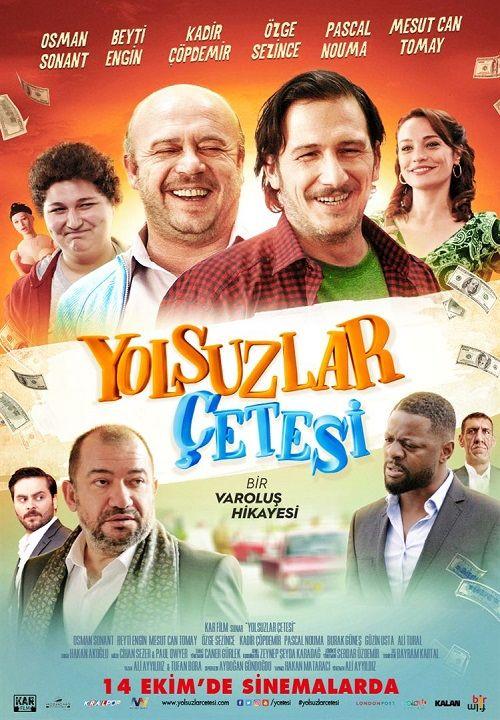 Yolsuzlar Çetesi (Yerli Film) full Film indir