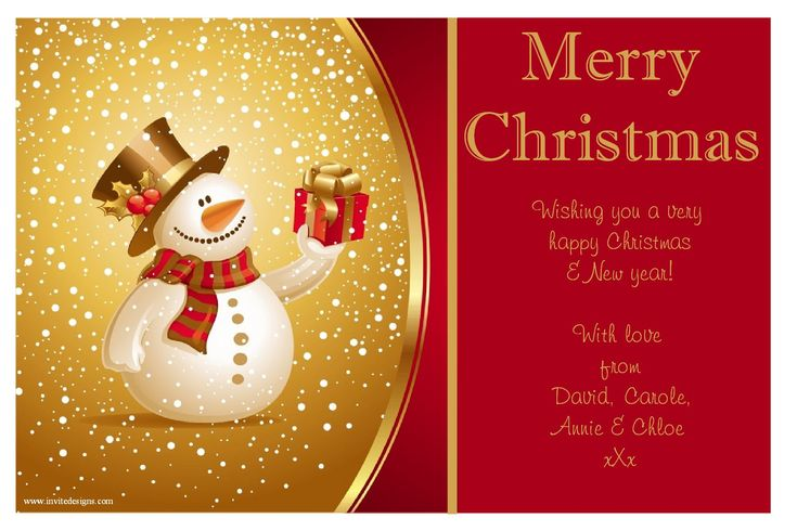 12 best personalised christmas cards images on pinterest for Best personalized christmas cards