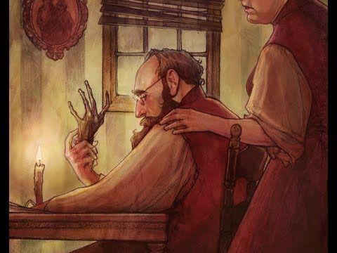 The Monkey's Paw (Creepypasta Short Scary Story) - Author: W.W. Jacobs..... a true classic