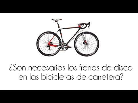 ¿Pensais que son necesarios los frenos de disco en las bicis de carretera? -