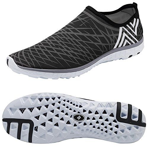 nice CIOR FANTINY Water Shoes Lightweight Barefoot Quick-dry Slip-on for Women and Men Walking Sneakers,VSL01,black,44   Check more at http://harmonisproduction.com/cior-fantiny-water-shoes-lightweight-barefoot-quick-dry-slip-on-for-women-and-men-walking-sneakersvsl01black44/