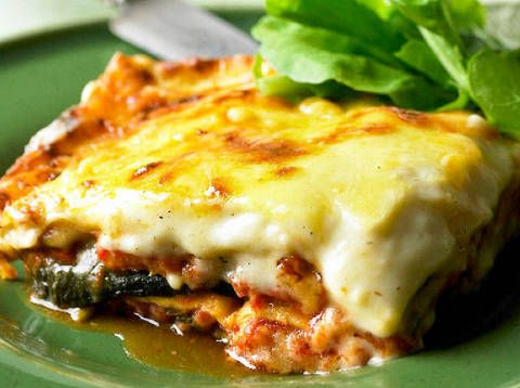 roasted vegetable lasagne better homes and gardens
