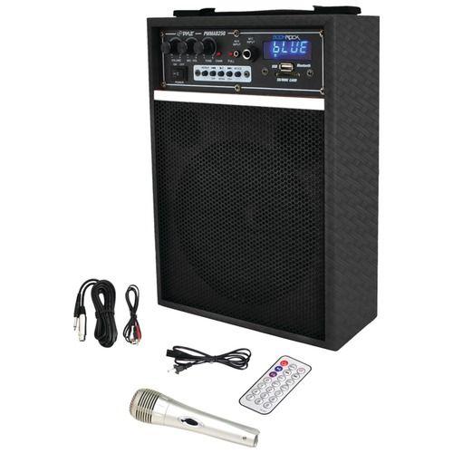 "Pyle Pro 300-watt Bluetooth 6.5"" Portable Pa Speaker System"