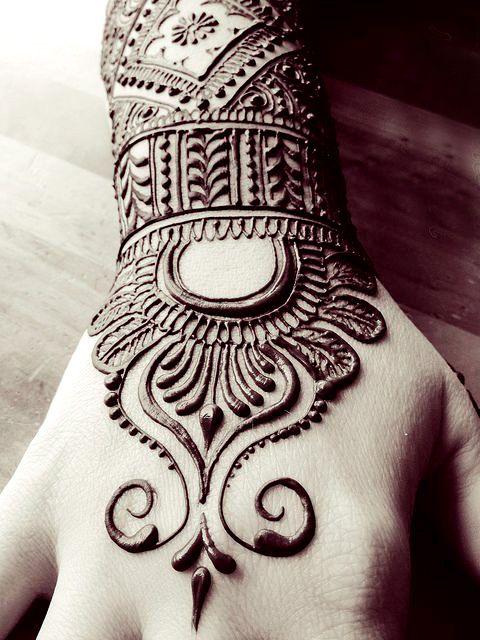 Henna Tattoo Designs For Love: #Henna #Bridal #Mehndi #Designs #FullHand #Mehendi #Tattoo