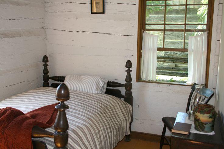 Prim Bedroom Primitive Country Rustic Pinterest
