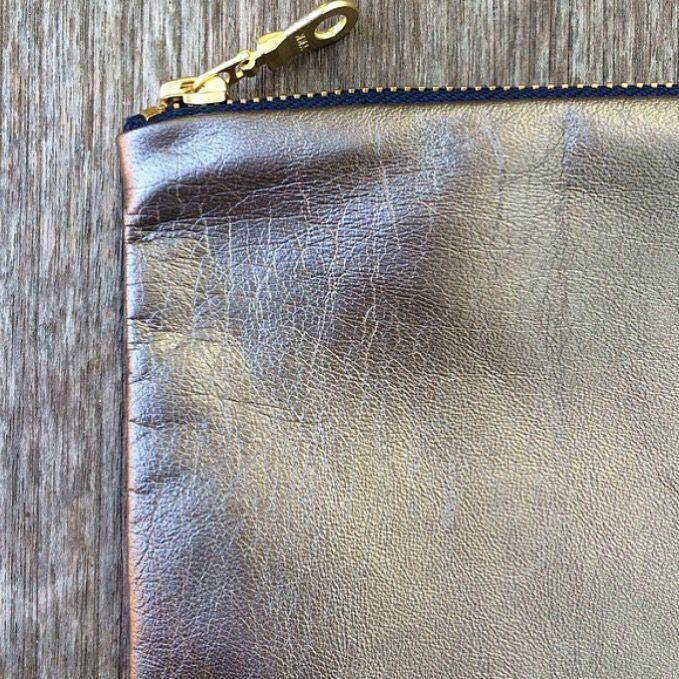 Copper pouch