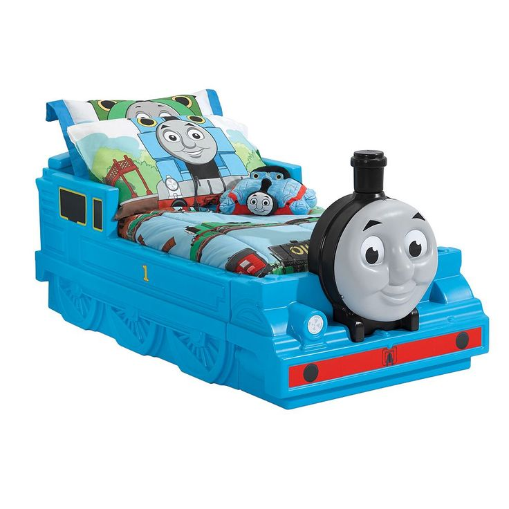 Step2 Thomas the Tank Engine Toddler Bed, Multicolor