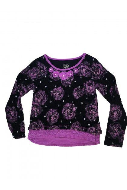 Оферта ДНЕС: Блуза Justice Justice, 9.00 лв. - уникални детски дрехи за момичета от Онлайн магазин KidsMall, модел № 26551. Супер ниски цени! Виж Тук
