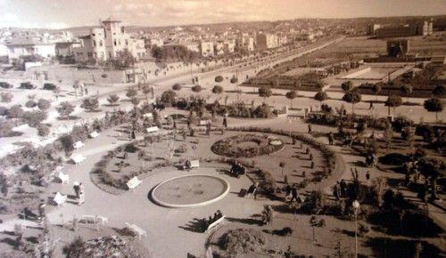 1930lar Kızılay dan Bakanlıklara doğru Eski Ankara Fotoğrafları 1