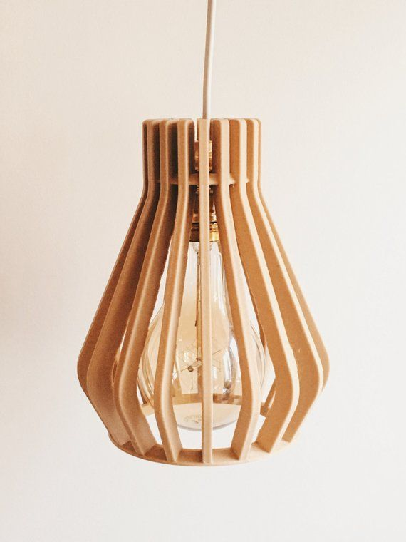 Lampe Suspension En Bois Design Vintage Et Industriel Ohe Lampe Suspension Suspension En Bois Lamp