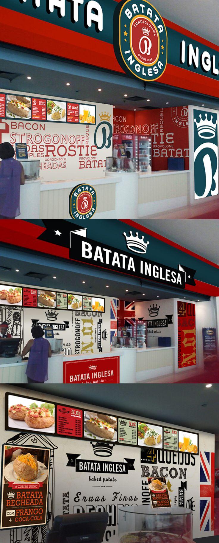 BATATA INGLESA - (Design by Muffa Comunicação) muffa.com.br