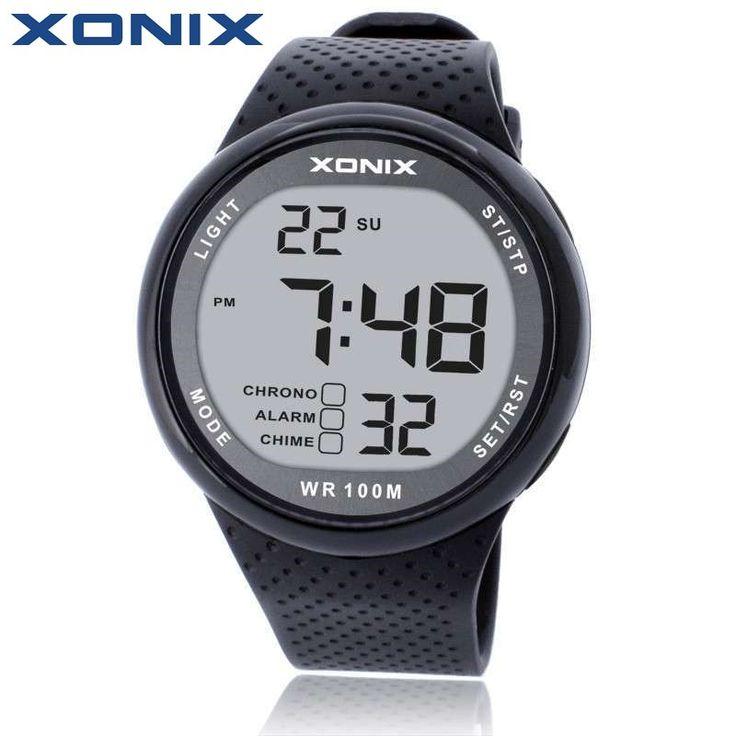 XONIX Sport Watch for Men //Price: $39.99 & FREE Shipping //   https://www.freeshippingwatches.com/shop/xonix-sport-watch-for-men/    #watches