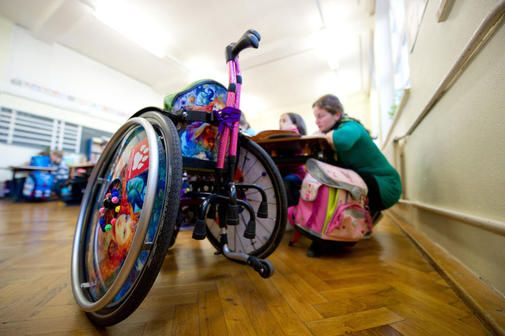 Freiwilliges soziales Jahr: Hilfe für Menschen mit Behinderung ist ein klassisches Betätigungsfeld.