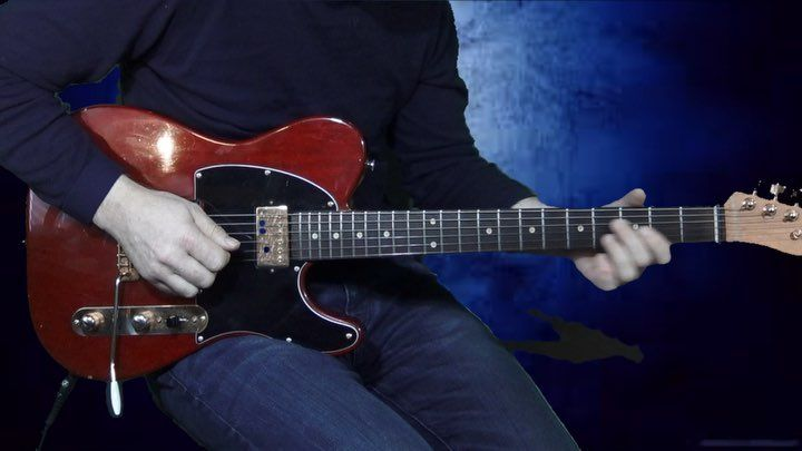 Fusion Guitar Soloing From My 2nd Coffee Break Grooves Jam Today