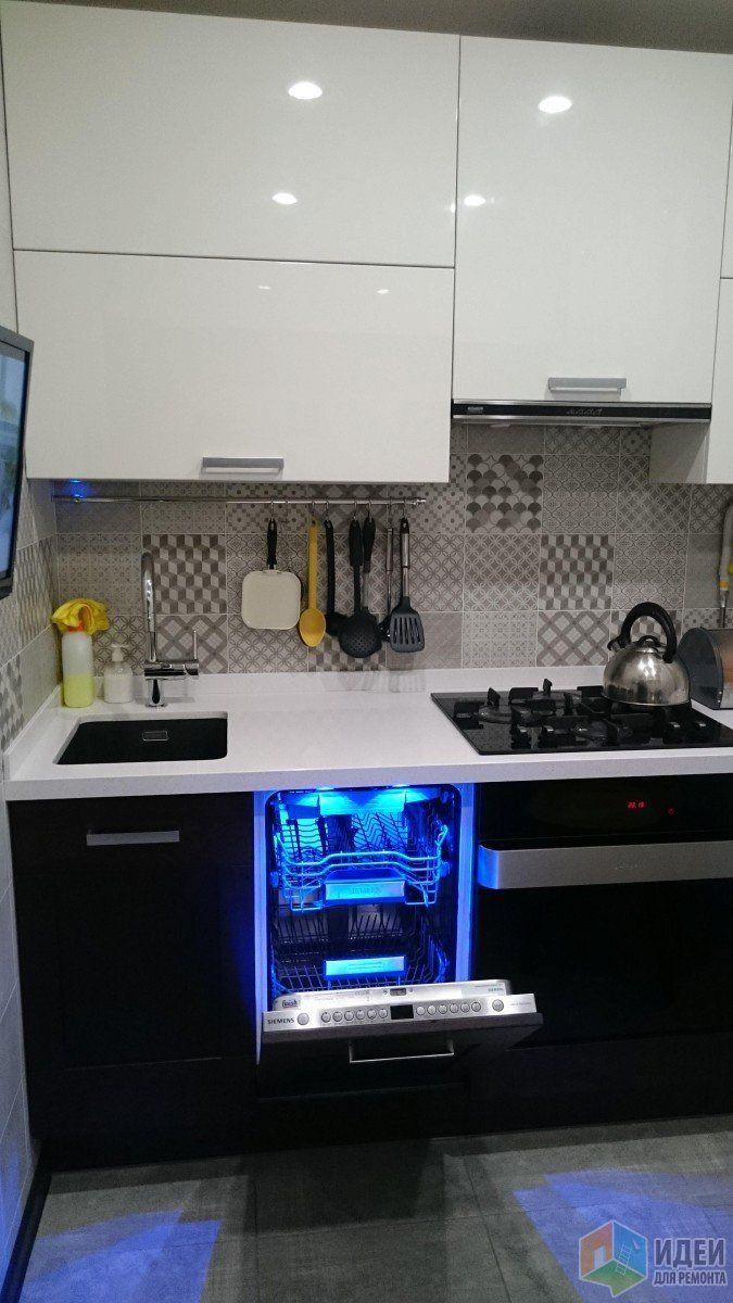Кухня 6 квадратных метров с оккупацией коридора