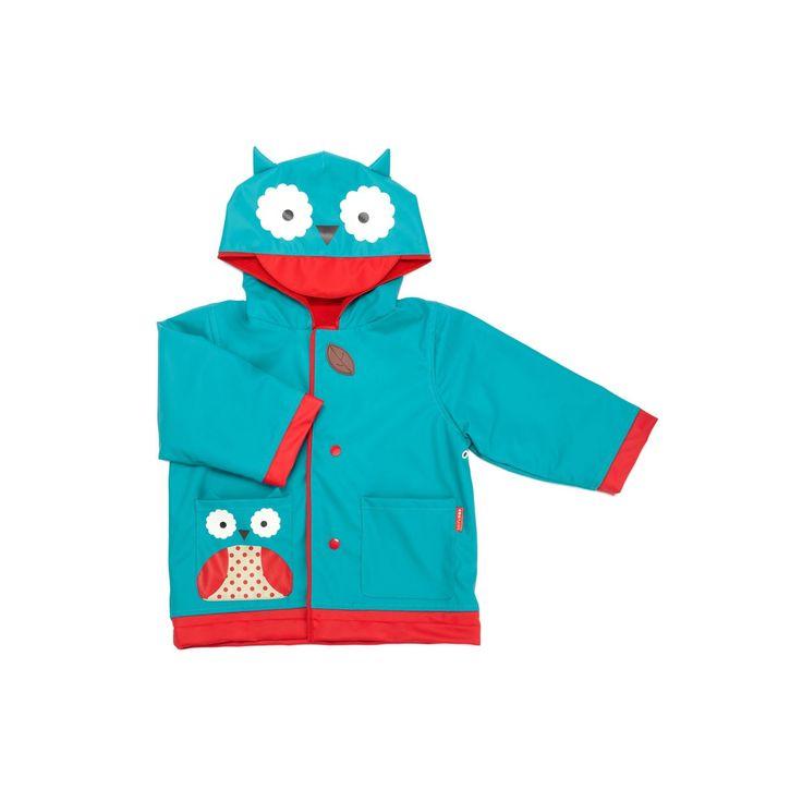 SKIP HOP ZOO CHUBASQUERO OWL, comprar_chubasquero_infantil