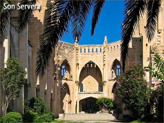 Son Servera Mallorca my favourite church :-)