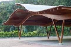 Wood Architecture Pavilion Building 43+ Best Ideas