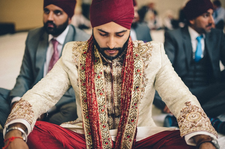 Traditional Modern Toronto Wedding