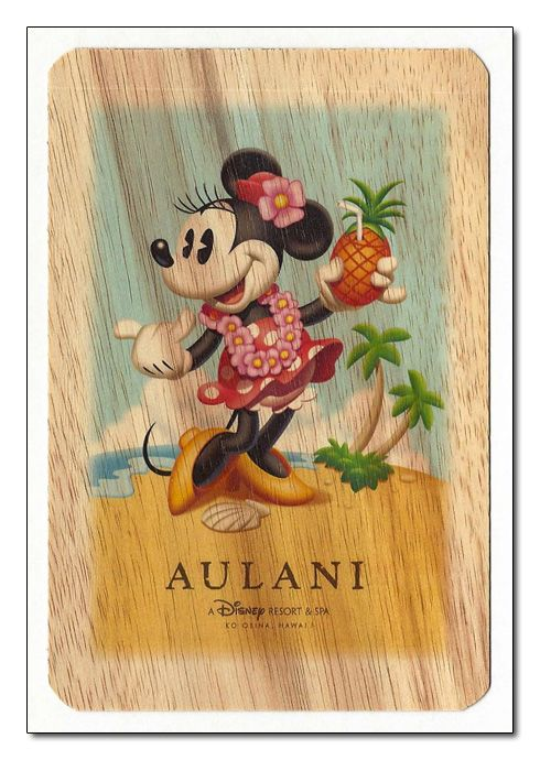 Aulani Anybody going? Would love to get these postcards!