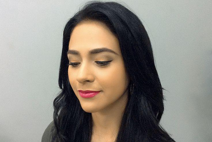 Jonathan Núñez, Maquillista internacional te guía paso a paso a través de un maquillaje de día con lo nuevo de Revlon