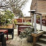 Bars for outdoor drinking in London