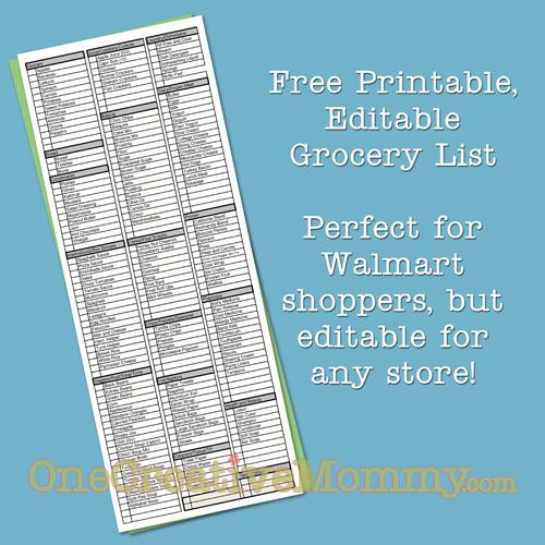 Best 25+ Printable shopping list ideas on Pinterest Grocery list - food shopping list template