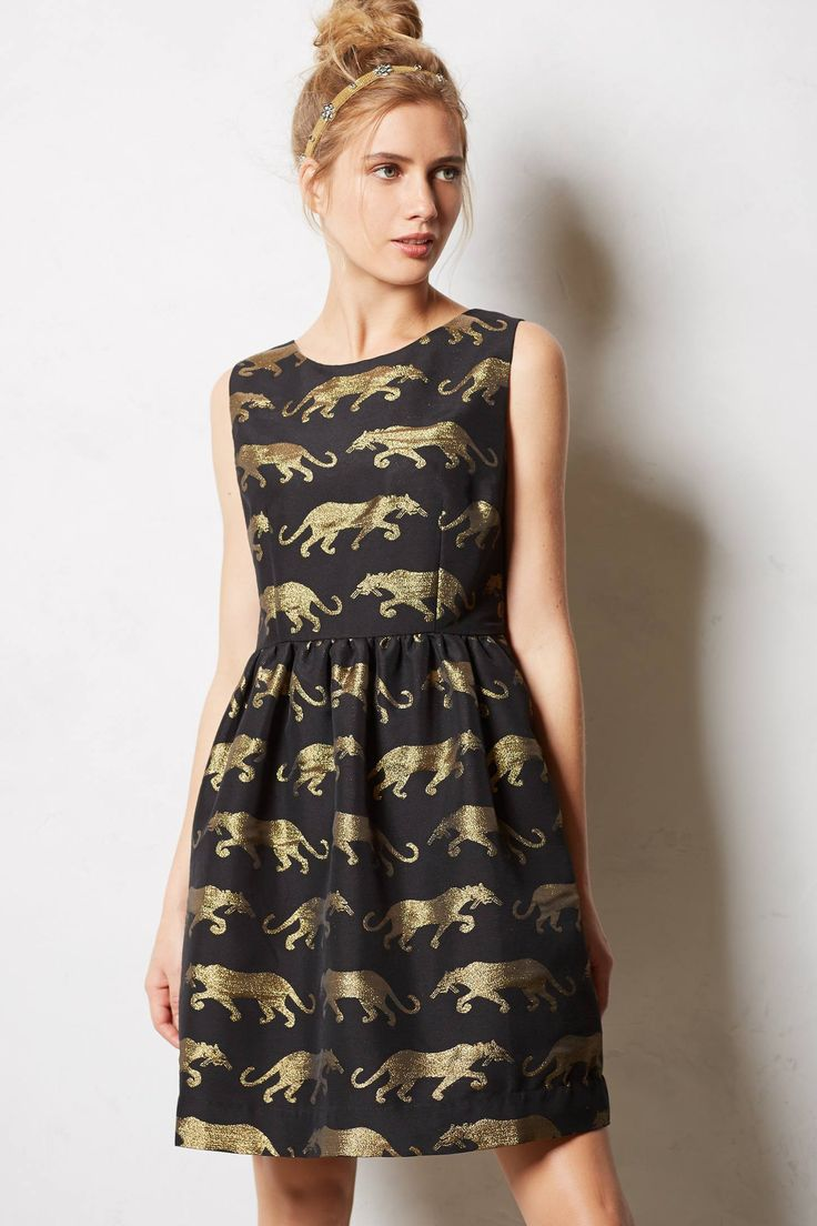 Panthere dress anthropologie clothing love fall for Online stores like anthropologie