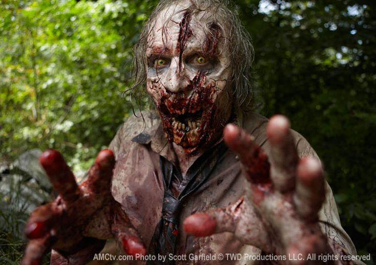 Real Zombie Apocalypse | The Walking Dead: Season 2.5 – AMC – February 12 th