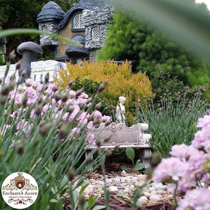 Greenhouse gardening 099 - 3013 Best Fairy Gardens Images On Pinterest Fairies